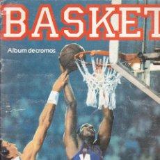 Coleccionismo deportivo: ALBUM INCOMPLETO BASKET BOLLYCAO. Lote 205821498