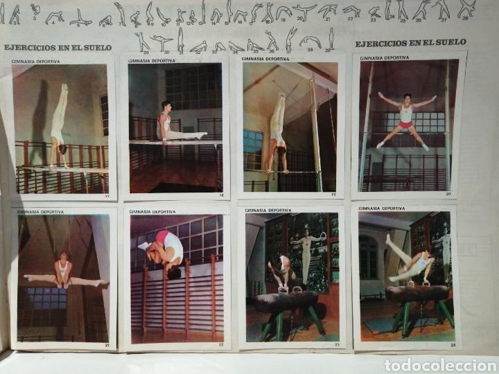 Coleccionismo deportivo: Album de cromos Completo CONTAMOS CONTIGO - Foto 2 - 207324041