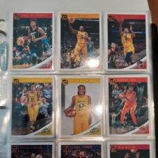 Coleccionismo deportivo: CROMOS DE LA WNBA PANINI DONRUSS 2019. COLECCIÓN COMPLETA. Lote 208769690