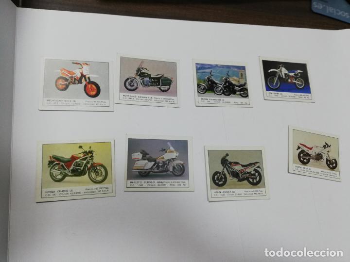 Coleccionismo deportivo: LOTE DE 8 CROMOS. MOTOS. EDICIONES UNIDAS. 1987. DIFERENTES. VER FOTOS. - Foto 2 - 211774350