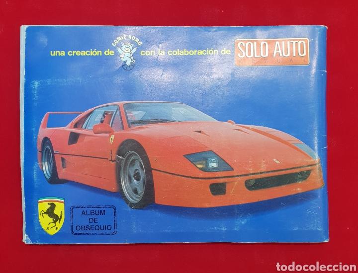 Coleccionismo deportivo: ALBUN CROMOS AUTO 2000 . FALTAN LOS NUMEROS 8,14,15,51,136 Y 152 - Foto 2 - 211793840
