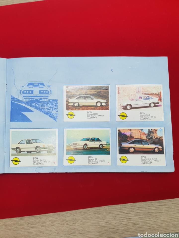 Coleccionismo deportivo: ALBUN CROMOS AUTO 2000 . FALTAN LOS NUMEROS 8,14,15,51,136 Y 152 - Foto 5 - 211793840