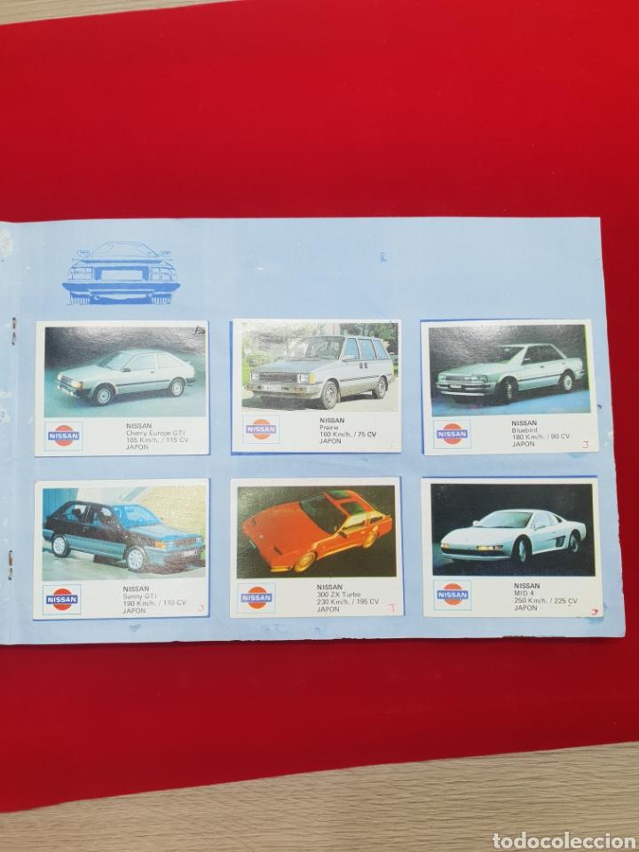 Coleccionismo deportivo: ALBUN CROMOS AUTO 2000 . FALTAN LOS NUMEROS 8,14,15,51,136 Y 152 - Foto 6 - 211793840