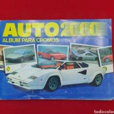 Coleccionismo deportivo: ALBUN CROMOS AUTO 2000 . FALTAN LOS NUMEROS 8,14,15,51,136 Y 152. Lote 211793840