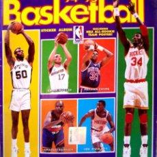 Coleccionismo deportivo: ALBUM COMPLETO - BASKETBALL NBA 94 95 1994 1995 - PANINI - BUEN ESTADO VER FOTOS. Lote 212683952