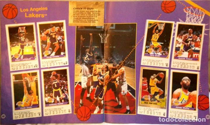 Coleccionismo deportivo: Album completo - Basketball NBA 94 95 1994 1995 - Panini - Buen estado ver fotos - Foto 2 - 212683952