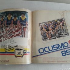 Coleccionismo deportivo: ANTIGUO ALBUM LLENO GENUINO DE COLECCION CICLISMO LLENO RAREZA. Lote 212851290