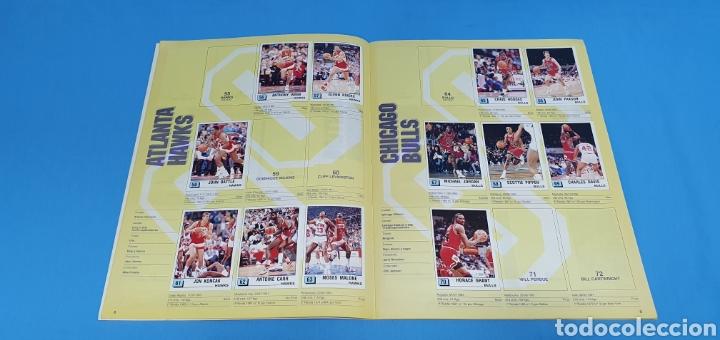Coleccionismo deportivo: ÁLBUM NBA 90 - PANINI BASKET - PANINI - Foto 7 - 262475620