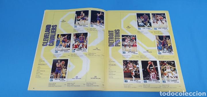 Coleccionismo deportivo: ÁLBUM NBA 90 - PANINI BASKET - PANINI - Foto 8 - 262475620