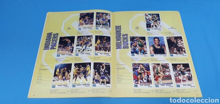 Coleccionismo deportivo: ÁLBUM NBA 90 - PANINI BASKET - PANINI - Foto 9 - 262475620