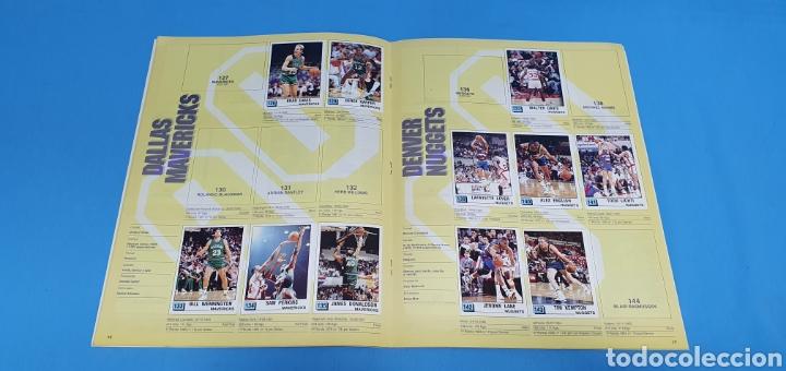 Coleccionismo deportivo: ÁLBUM NBA 90 - PANINI BASKET - PANINI - Foto 11 - 262475620