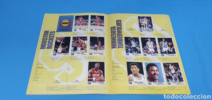 Coleccionismo deportivo: ÁLBUM NBA 90 - PANINI BASKET - PANINI - Foto 12 - 262475620