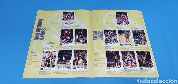 Coleccionismo deportivo: ÁLBUM NBA 90 - PANINI BASKET - PANINI - Foto 13 - 262475620