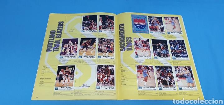 Coleccionismo deportivo: ÁLBUM NBA 90 - PANINI BASKET - PANINI - Foto 16 - 262475620