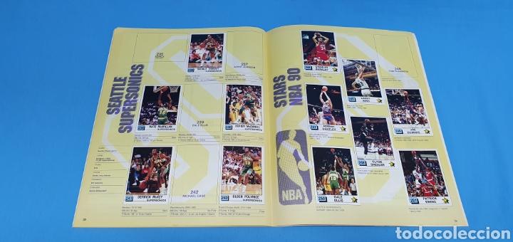 Coleccionismo deportivo: ÁLBUM NBA 90 - PANINI BASKET - PANINI - Foto 17 - 262475620
