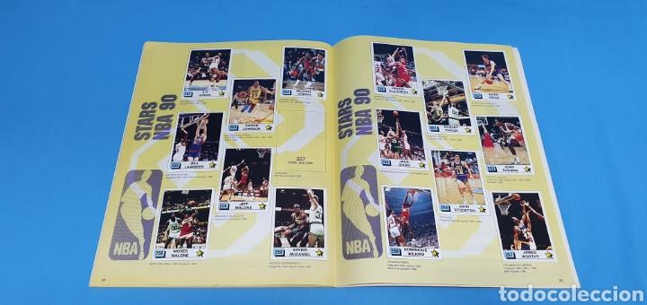Coleccionismo deportivo: ÁLBUM NBA 90 - PANINI BASKET - PANINI - Foto 18 - 262475620