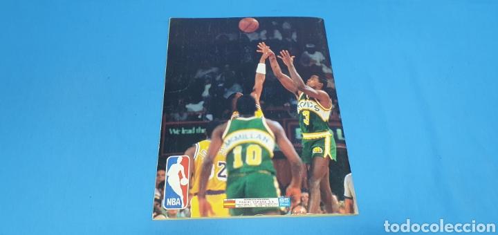 Coleccionismo deportivo: ÁLBUM NBA 90 - PANINI BASKET - PANINI - Foto 20 - 262475620