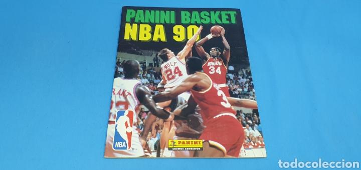 ÁLBUM NBA 90 - PANINI BASKET - PANINI (Coleccionismo Deportivo - Álbumes otros Deportes)