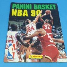 Coleccionismo deportivo: ÁLBUM NBA 90 - PANINI BASKET - PANINI. Lote 213225981