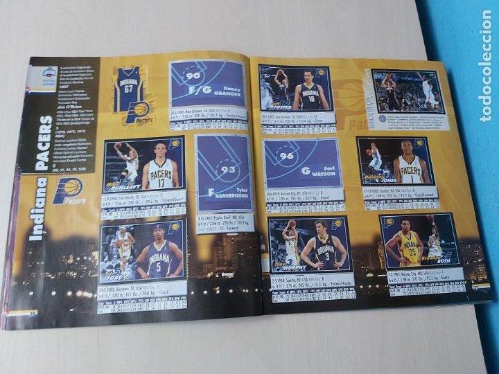 Coleccionismo deportivo: ALBUM BASKETBALL STARS 2009 10 NBA PANINI - INCOMPLETO MUY BUEN ESTADO - Foto 12 - 213446461