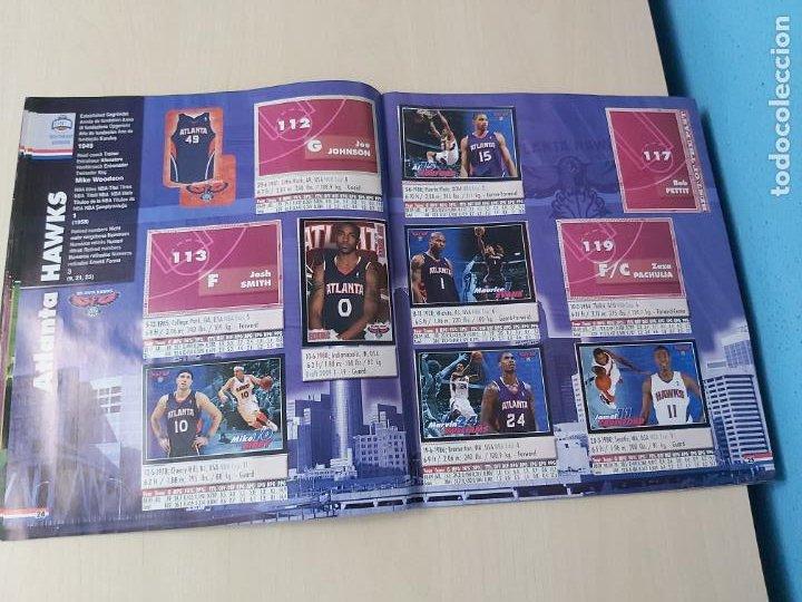 Coleccionismo deportivo: ALBUM BASKETBALL STARS 2009 10 NBA PANINI - INCOMPLETO MUY BUEN ESTADO - Foto 14 - 213446461
