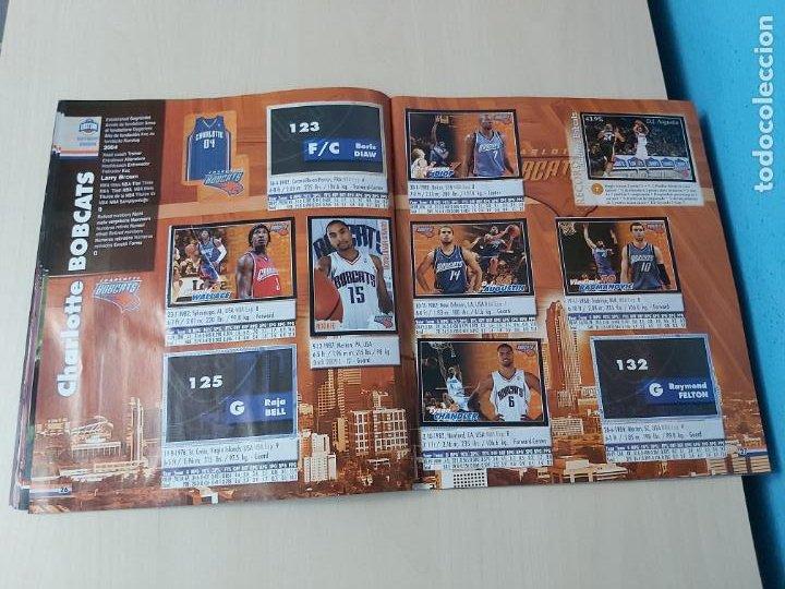 Coleccionismo deportivo: ALBUM BASKETBALL STARS 2009 10 NBA PANINI - INCOMPLETO MUY BUEN ESTADO - Foto 15 - 213446461