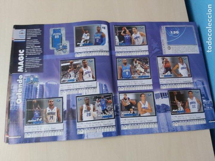 Coleccionismo deportivo: ALBUM BASKETBALL STARS 2009 10 NBA PANINI - INCOMPLETO MUY BUEN ESTADO - Foto 17 - 213446461