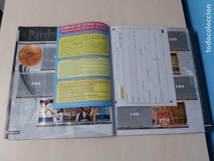 Coleccionismo deportivo: ALBUM BASKETBALL STARS 2009 10 NBA PANINI - INCOMPLETO MUY BUEN ESTADO - Foto 21 - 213446461