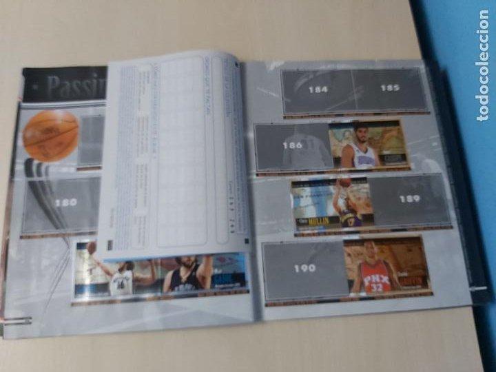 Coleccionismo deportivo: ALBUM BASKETBALL STARS 2009 10 NBA PANINI - INCOMPLETO MUY BUEN ESTADO - Foto 22 - 213446461