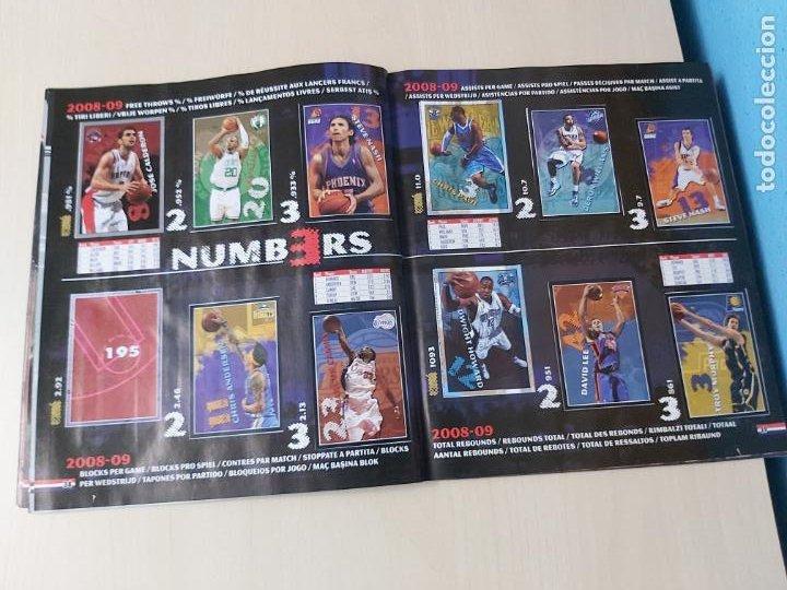 Coleccionismo deportivo: ALBUM BASKETBALL STARS 2009 10 NBA PANINI - INCOMPLETO MUY BUEN ESTADO - Foto 23 - 213446461