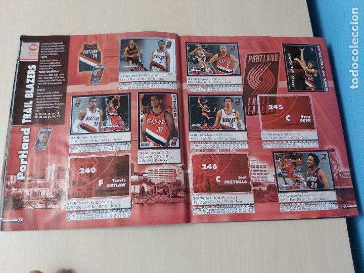 Coleccionismo deportivo: ALBUM BASKETBALL STARS 2009 10 NBA PANINI - INCOMPLETO MUY BUEN ESTADO - Foto 27 - 213446461