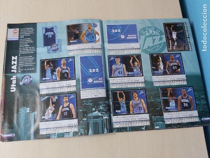 Coleccionismo deportivo: ALBUM BASKETBALL STARS 2009 10 NBA PANINI - INCOMPLETO MUY BUEN ESTADO - Foto 29 - 213446461