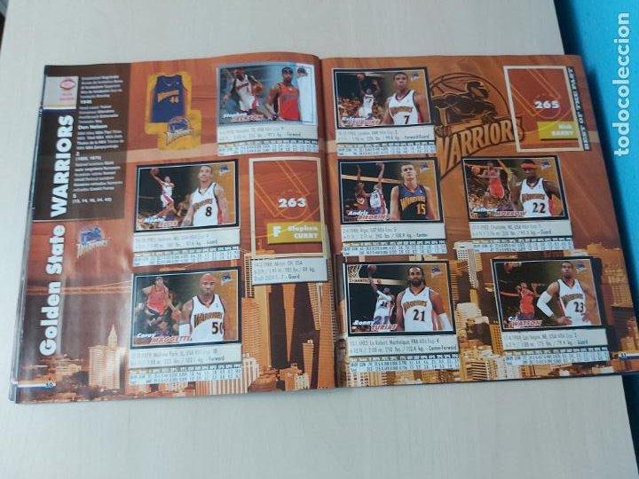 Coleccionismo deportivo: ALBUM BASKETBALL STARS 2009 10 NBA PANINI - INCOMPLETO MUY BUEN ESTADO - Foto 30 - 213446461
