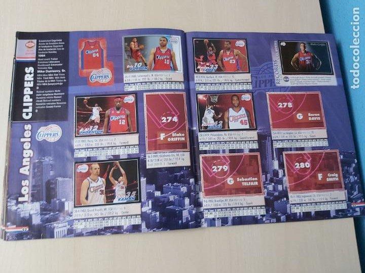 Coleccionismo deportivo: ALBUM BASKETBALL STARS 2009 10 NBA PANINI - INCOMPLETO MUY BUEN ESTADO - Foto 31 - 213446461