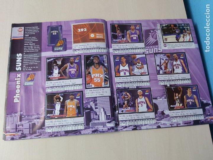 Coleccionismo deportivo: ALBUM BASKETBALL STARS 2009 10 NBA PANINI - INCOMPLETO MUY BUEN ESTADO - Foto 33 - 213446461