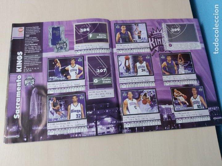 Coleccionismo deportivo: ALBUM BASKETBALL STARS 2009 10 NBA PANINI - INCOMPLETO MUY BUEN ESTADO - Foto 34 - 213446461