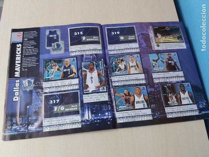 Coleccionismo deportivo: ALBUM BASKETBALL STARS 2009 10 NBA PANINI - INCOMPLETO MUY BUEN ESTADO - Foto 35 - 213446461