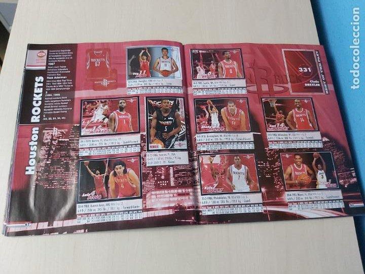 Coleccionismo deportivo: ALBUM BASKETBALL STARS 2009 10 NBA PANINI - INCOMPLETO MUY BUEN ESTADO - Foto 36 - 213446461