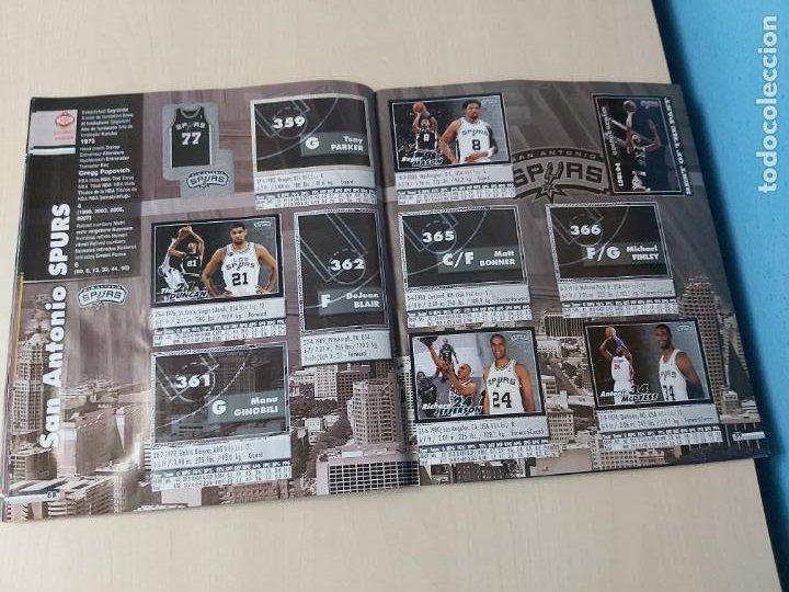 Coleccionismo deportivo: ALBUM BASKETBALL STARS 2009 10 NBA PANINI - INCOMPLETO MUY BUEN ESTADO - Foto 39 - 213446461