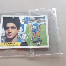 Coleccionismo deportivo: CROMO DIFICIL LIGA ESTE 87 88 1987 1988 COLOCA VALDENEBRO SABADELL. Lote 213549281