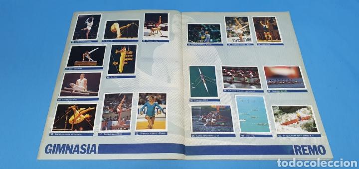Coleccionismo deportivo: ÁLBUM DE CROMOS - ÉRASE UNA VEZ EL CUERPO HUMANO - LOS DEPORTES - PLANETA AGOSTINI - Foto 4 - 213691368