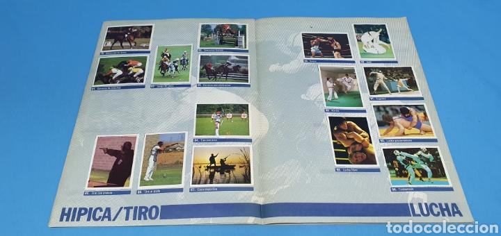 Coleccionismo deportivo: ÁLBUM DE CROMOS - ÉRASE UNA VEZ EL CUERPO HUMANO - LOS DEPORTES - PLANETA AGOSTINI - Foto 7 - 213691368