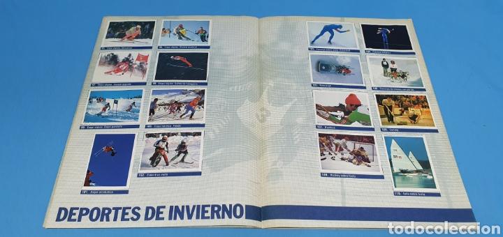 Coleccionismo deportivo: ÁLBUM DE CROMOS - ÉRASE UNA VEZ EL CUERPO HUMANO - LOS DEPORTES - PLANETA AGOSTINI - Foto 8 - 213691368