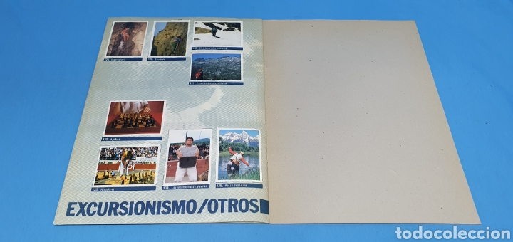 Coleccionismo deportivo: ÁLBUM DE CROMOS - ÉRASE UNA VEZ EL CUERPO HUMANO - LOS DEPORTES - PLANETA AGOSTINI - Foto 10 - 213691368