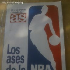 Coleccionismo deportivo: LOS ASES DE LA NBA COMPLETO.MICHAEL JORDAN.. Lote 214059268