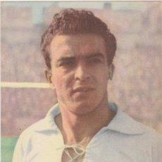 Coleccionismo deportivo: CROMO-TARJETA PUBLICIDAD DE BAYER. GUILLAMÓN DEL SEVILLA CLUB DE FUTBOL. AÑO 1950. Lote 214633517