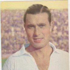 Coleccionismo deportivo: CROMO-TARJETA PUBLICIDAD DE BAYER. CAMPOS DEL SEVILLA CLUB DE FUTBOL. AÑO 1950. Lote 214633532