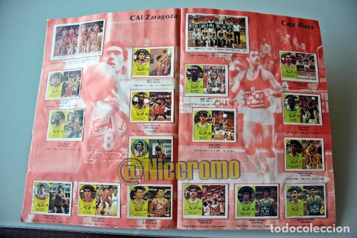 Coleccionismo deportivo: album completo baloncesto liga 1984 1985 j merchante basket 84 85 nba - Foto 5 - 215142682