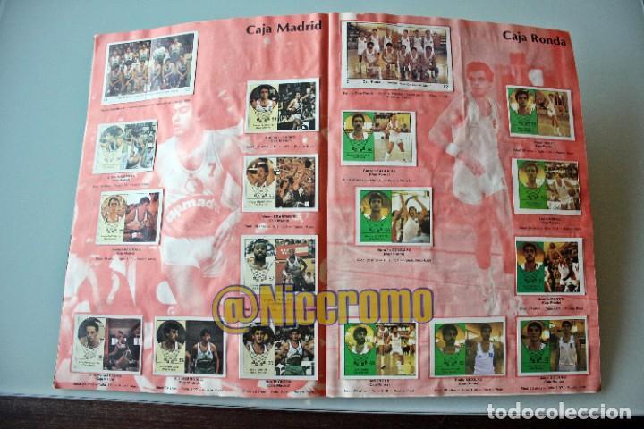 Coleccionismo deportivo: album completo baloncesto liga 1984 1985 j merchante basket 84 85 nba - Foto 6 - 215142682