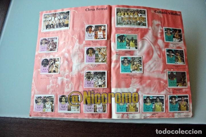 Coleccionismo deportivo: album completo baloncesto liga 1984 1985 j merchante basket 84 85 nba - Foto 8 - 215142682